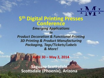 IMI 5th Digital Printing Conference